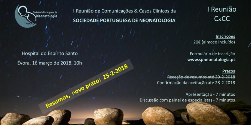I Reunião C&CC